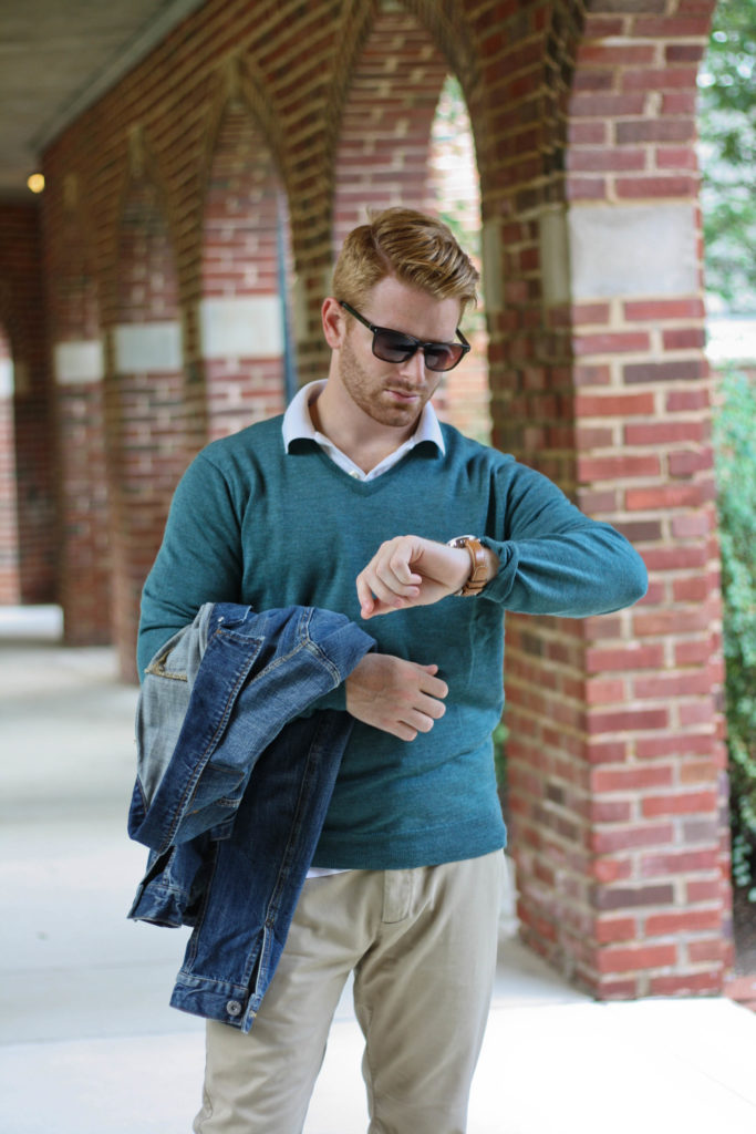 sweater outfit for men